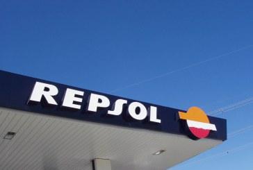 UTILE REPSOL SALE DI OTTO VOLTE NEL 2014