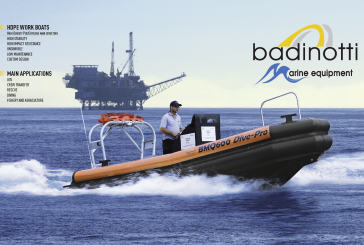 BADINOTTI MARINE EQUIPMENT ALLA OMC 2015