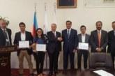 MAIRE TECNIMONT SOSTIENE LA FORMAZIONE SPECIALIZZATA IN AZERBAIJAN