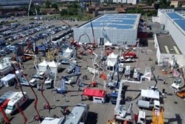 INIZIA A PIACENZA LA FIERA GIS-GIORNATE ITALIANE DEL SOLLEVAMENTO E DEI TRASPORTI ECCEZIONALI
