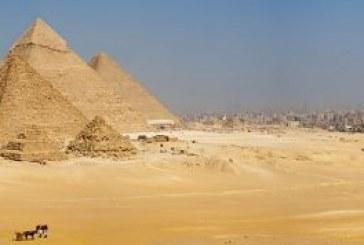 L'ENI ANNUNCIA UNA NUOVA SCOPERTA DI GAS NEL DESERTO DELL'EGITTO