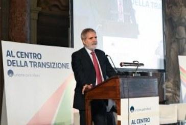 INTERVISTA DEL MESE: A COLLOQUIO CON CLAUDIO SPINACI, PRESIDENTE DELL'UNIONE PETROLIFERA