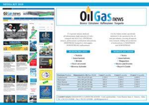 Pubblicità - Oil&Gas News - Scarica il media kit