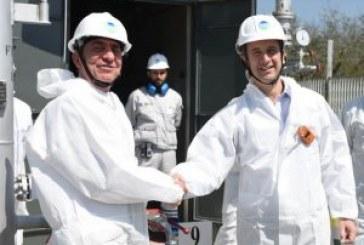 SNAM IMMETTE IDROGENO NELLA RETE DI TRASPORTO DEL GAS NATURALE: PRIMA SPERIMENTAZIONE IN EUROPA