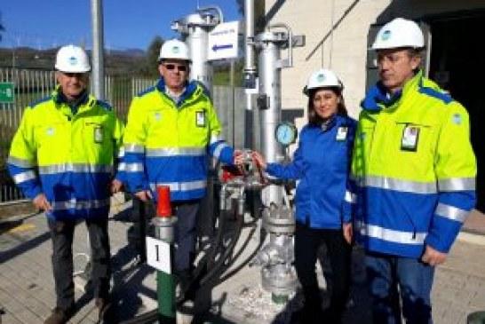 SNAM: NUOVO TEST CON IDROGENO AL 10% IN RETE E PRIMA COMPRAVENDITA DI GAS GESTITA CON BLOCKCHAIN