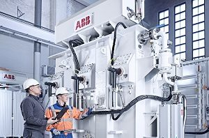ABB transformer - MHI Vestas - Wind application - Vaasa factory