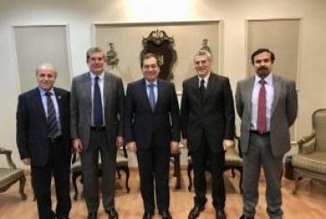 MINISTRO DEL PETROLIO DELL'EGITTO CONFERMA PRESENZA AD OMC 2017