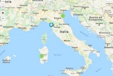 FEDERMETANO AGGIORNA LA SUA MAPPA DEI PROGETTI DI SMALL-SCALE GNL IN ITALIA