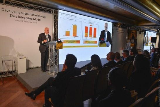 CORONAVIRUS: L'ENI TAGLIA DI 5 MILIARDI GLI INVESTIMENTI UPSTREAM PER IL 2020-21