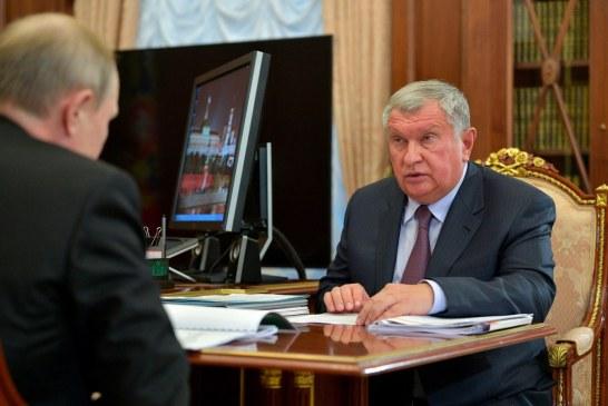 ROSNEFT: MOSCA AVREBBE CEDUTO IL CONTROLLO FORMALE SCENDENDO SOTTO IL 50% DEL CAPITALE