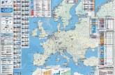 GIE PUBBLICA LE MAPPE AGGIORNATE DELLE INSTALLAZIONI DI SMALL SCALE GNL E BIOGAS IN EUROPA